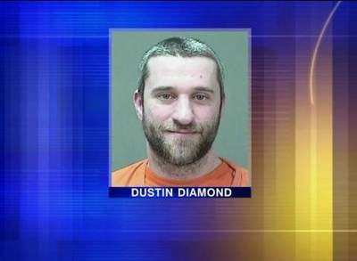 News video: Bail Set At $10K For Dustin Diamond, AKA 'Screech' From 'Saved By The Bell'
