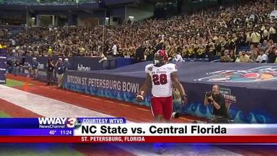 News video: NC State holds off Central Florida